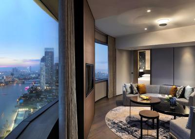 Millennium Hilton Bangkok hotel - Laterooms