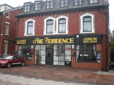 The Residence - Laterooms