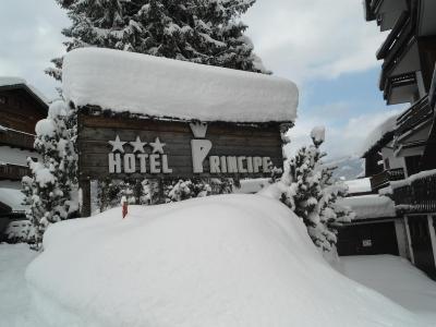 Hotel Principe - Laterooms