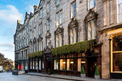 Fraser Suites Edinburgh - Laterooms