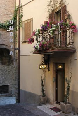 Hotel Umbria - Laterooms