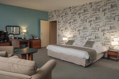 Best Western Hotel Hermitage - Laterooms