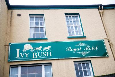 Ivy Bush Royal Hotel - Laterooms