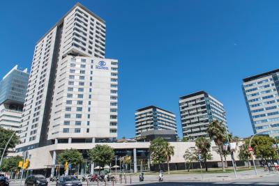 Hilton Diagonal Mar Barcelona - Laterooms