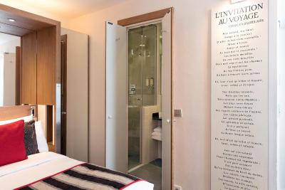 Select Hotel - Rive Gauche - Laterooms
