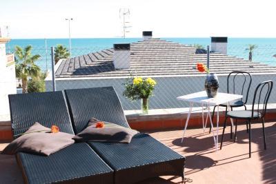 Hotel los Globos - Laterooms