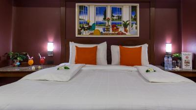 Pacific Club Resort - Laterooms