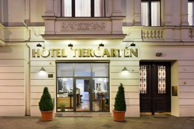 Hotel Tiergarten Berlin - Laterooms
