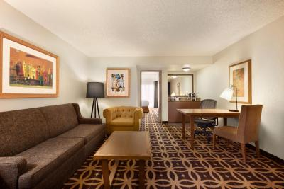 Embassy Suites Dallas - DFW International Airport South - Laterooms