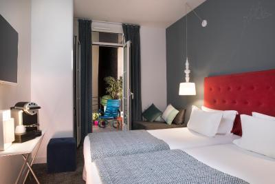 Hôtel MARAIS HÔme - Laterooms