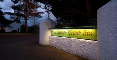 Brown Trout Golf & Country Inn - Laterooms