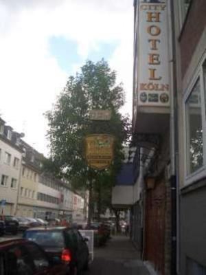 City Hotel Köln - Laterooms