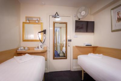 Jesmond Dene Hotel - Laterooms