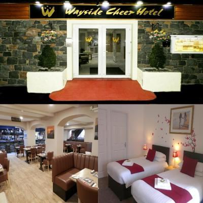 Wayside Cheer Hotel - Laterooms