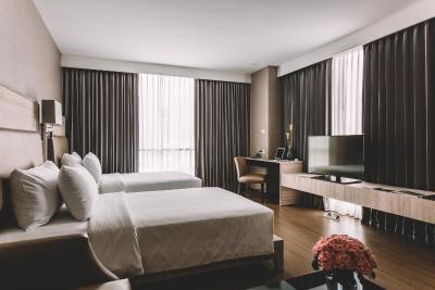Adelphi Suites Bangkok - Laterooms