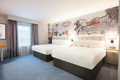 Jurys Inn Belfast - Laterooms