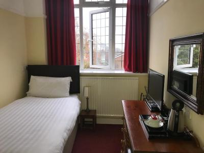 Barons Court Hotel - Laterooms