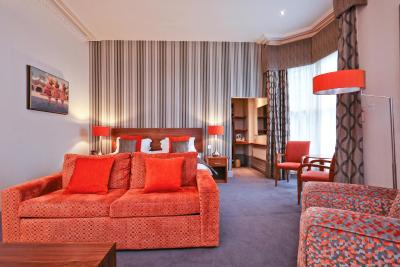 Belmont Hotel Leicester - Laterooms