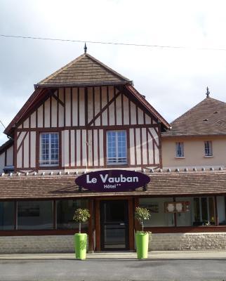 Hôtel Le Vauban - Laterooms