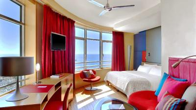 Le Meridien Beach Plaza - Laterooms