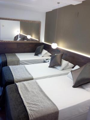 Hotel Moderno - Laterooms