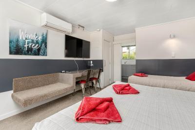 Alpine Motel - Laterooms