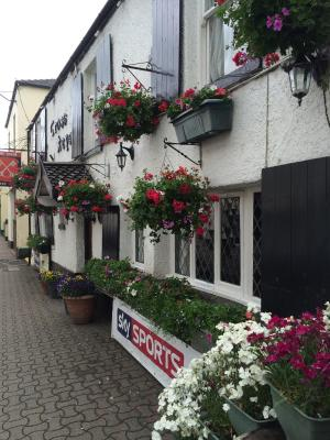 The Crosskeys Inn - Laterooms