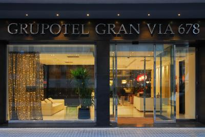 Grupotel Gran Via 678 - Laterooms