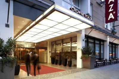 Crowne Plaza BERLIN - CITY CTR NURNBERGER - Laterooms