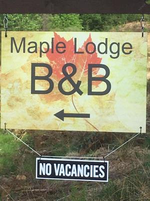 Maple Lodge - Laterooms