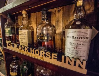 The Black Horse Inn - Laterooms