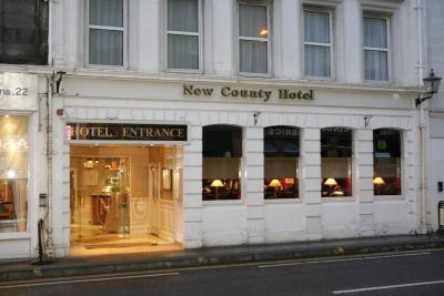 New County Hotel - Laterooms