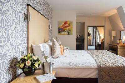 The Danubius Hotel - London Regents Park - Laterooms