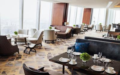 Shangri-La Hotel at The Shard, London - Laterooms