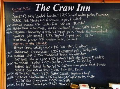 The Craw Inn - Laterooms
