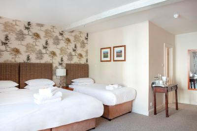 The Old Bell Inn - Laterooms