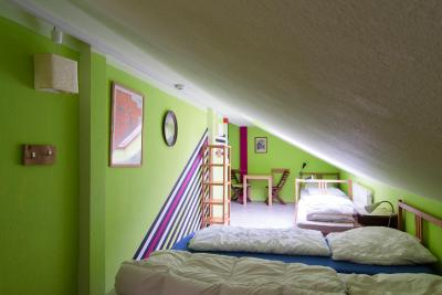 Labyrinth Hostel - Laterooms