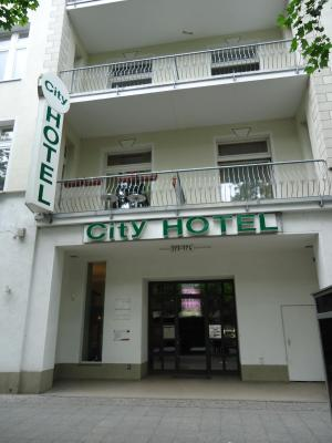 City Hotel am Kurfürstendamm - Laterooms