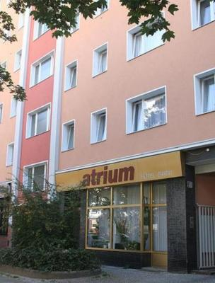 Atrium Berlin - Laterooms