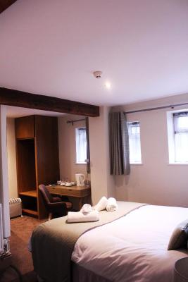Red Lion Coaching Inn ellesmere shropshire - Laterooms