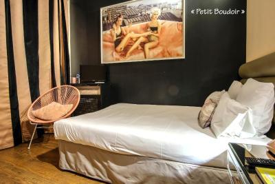 Hôtel Des Beaux Arts - Laterooms
