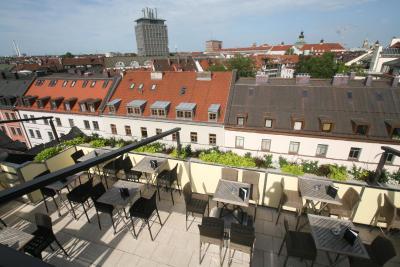 Hotel Deutsche Eiche - Laterooms