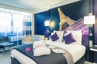 Hôtel Mercure Paris Centre Tour Eiffel - Laterooms