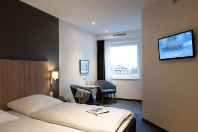 Zleep Hotel Hamburg City - Laterooms