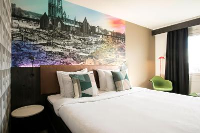 Hampshire Hotel - Savoy Rotterdam - Laterooms