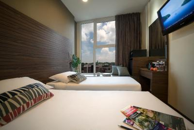 Value Hotel Thomson - Laterooms