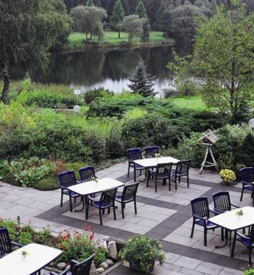 Hotel-Restaurant Seegarten GmbH - Laterooms