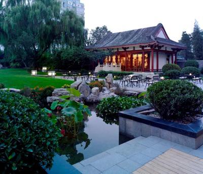 Shangri-La Hotel, Beijing - Laterooms