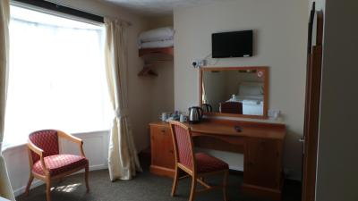 Dolphin Hotel - Laterooms