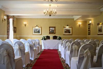 Macdonald Ansty Hall - Laterooms